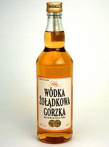 bitter bottle