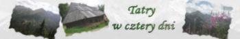 Tatry w 4 dni